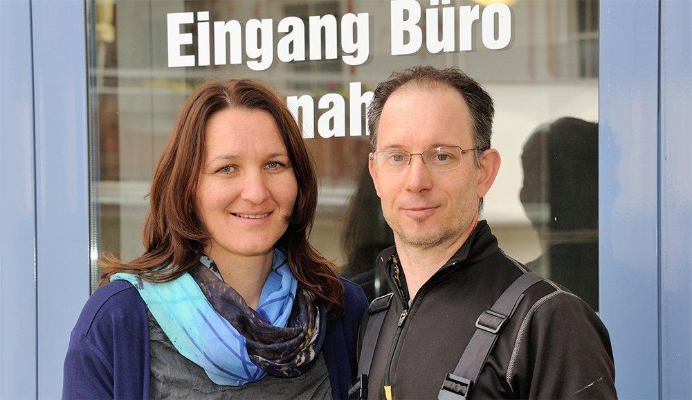 Irene und Horst Gamper
