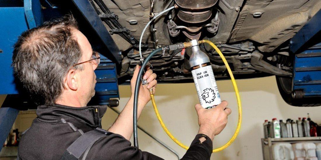 Reparaturleistungen der Kfz-Werkstatt Gamper